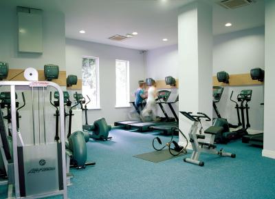 Maldron Hotel Shandon Gym