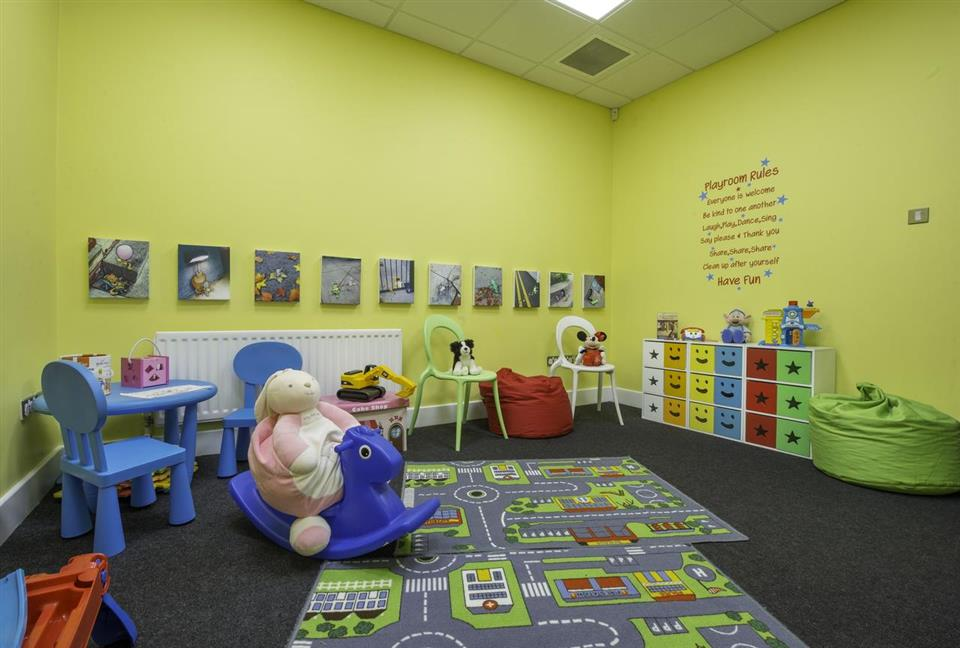 Cork Airport Hotel Playroom