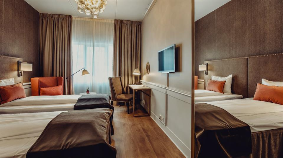 Clarion Collection Hotel Grand Bodø Rum