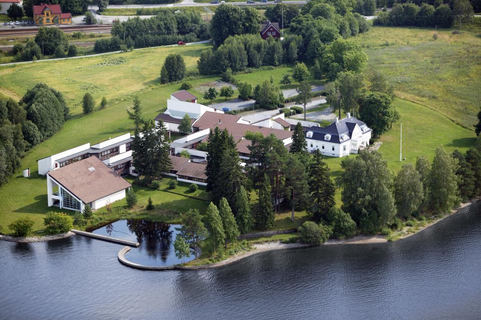 Thorbjørnrud Hotell - Flyfoto