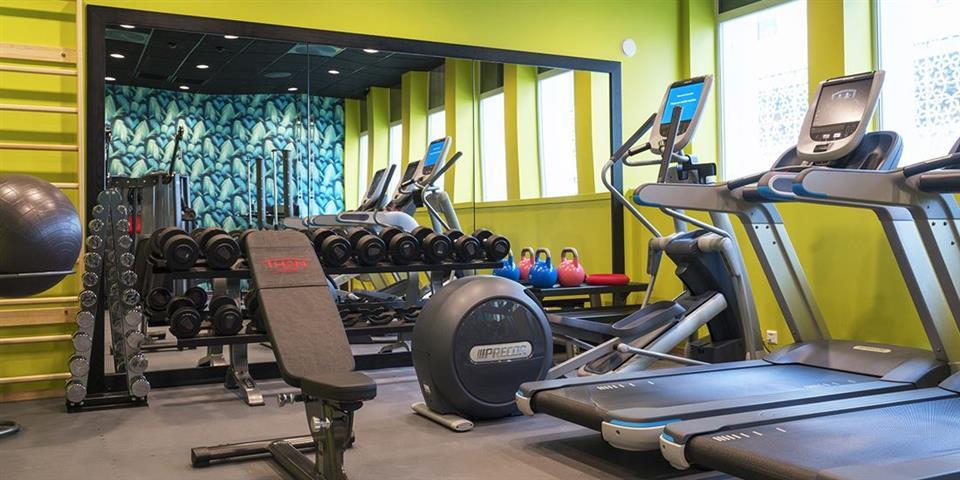 Thon Hotel Stavanger Gym