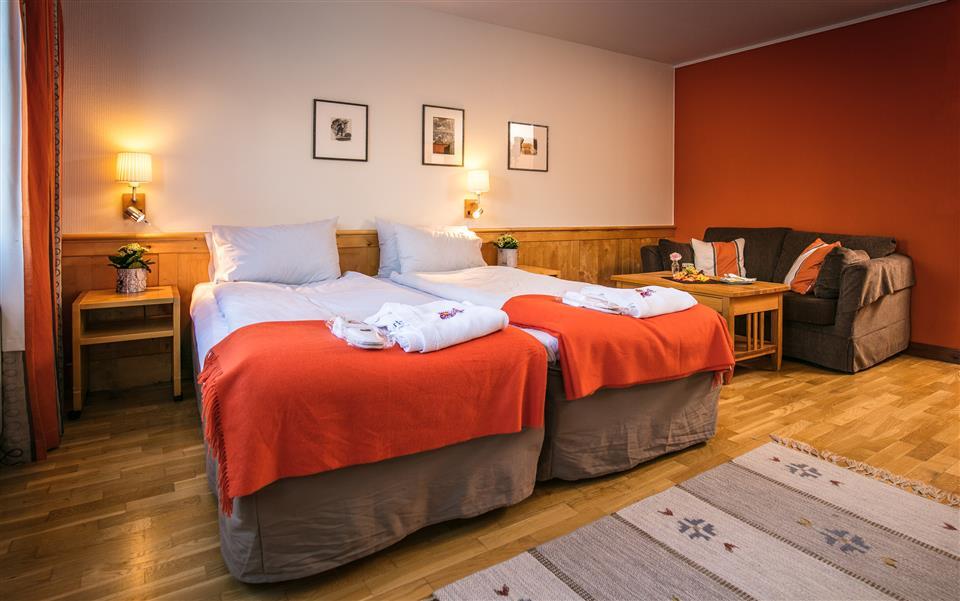 Storhogna Högfjällshotell & Spa  Dubbelrum