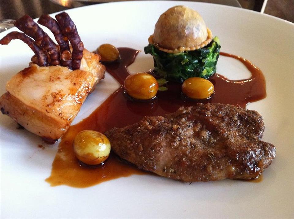 Clanree Hotel Letterkenny Restaurant