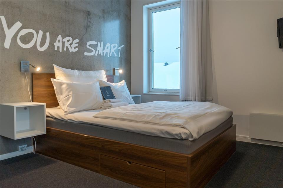 Smarthotel Tromsø Dubbelrum