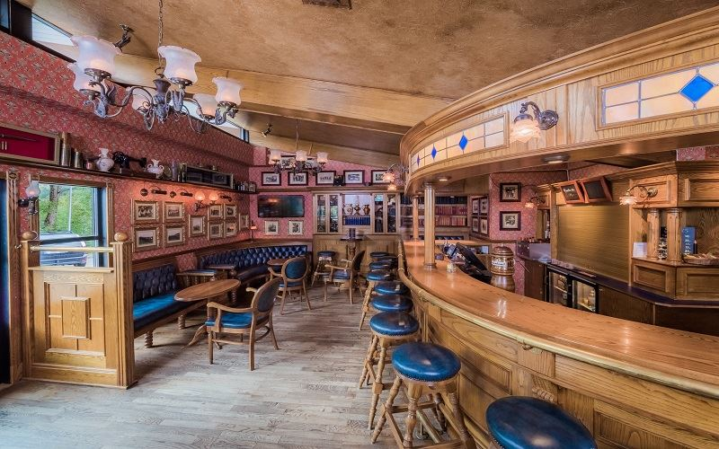 Nordfjord Hotell Bar
