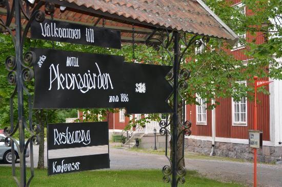 Plevnagården Exterior
