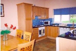 Kerry Holiday Village kitchen
