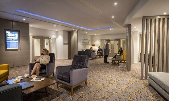 Maldron Hotel Sandy road Galway lounge