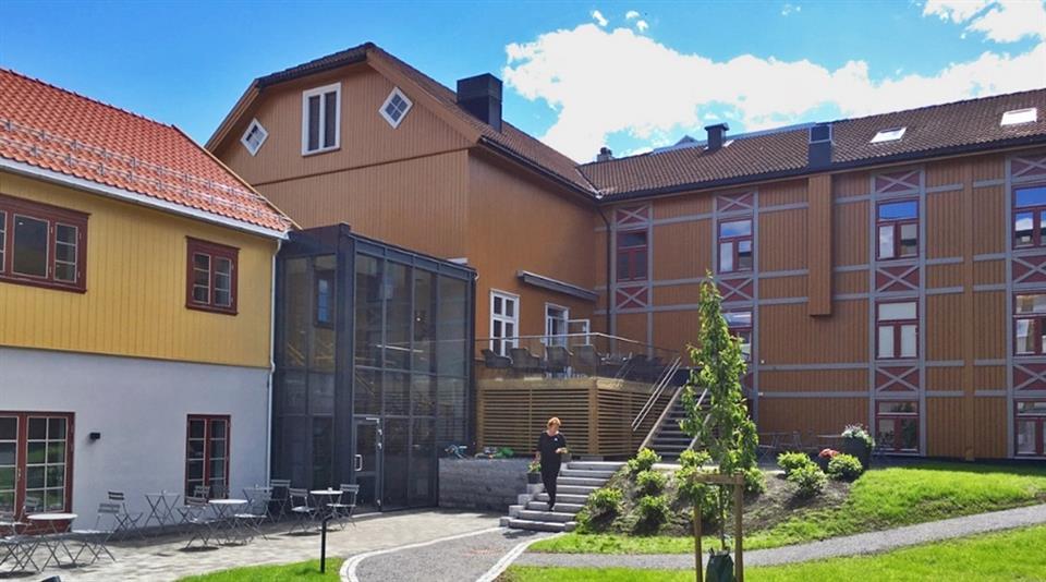 Clarion Collection Hotel Hammer Trädgård