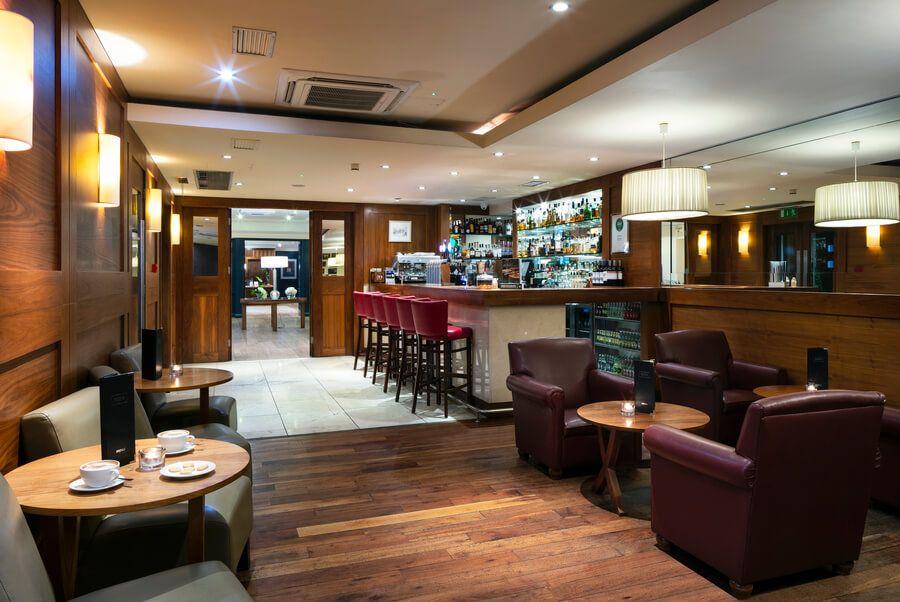 Brooks Hotel bar