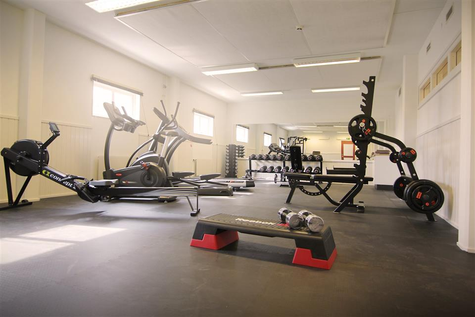 Hotell Frykenstrand, Sure Stay Collection by Best Western Gym