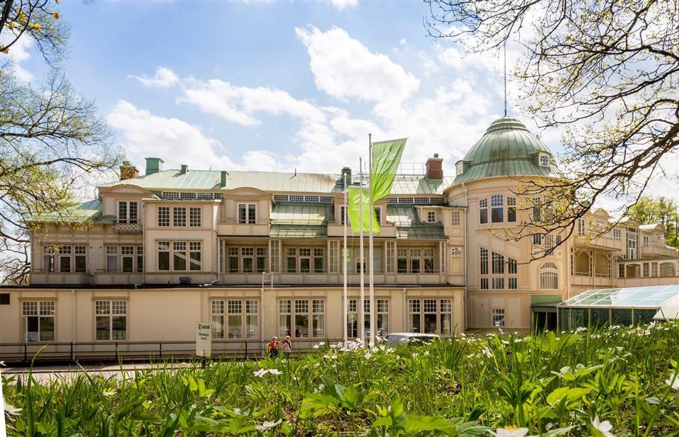 Kurorten Mösseberg Hotel Fasad
