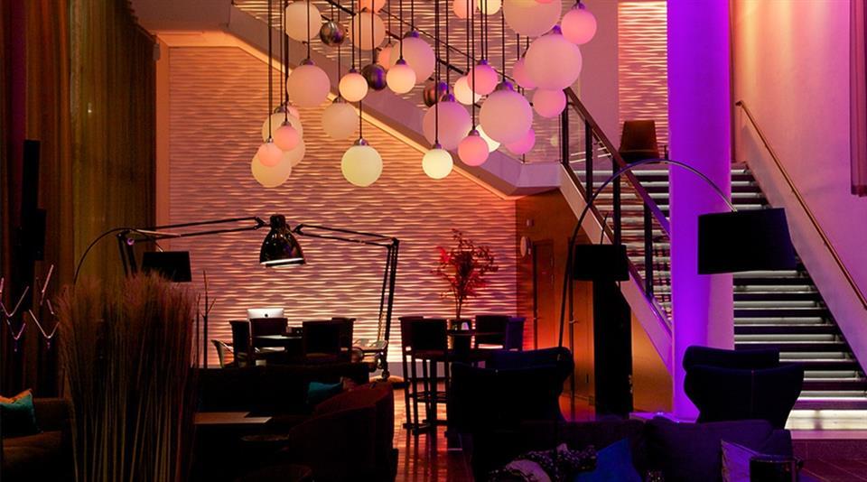 Clarion Hotel Sense Lounge