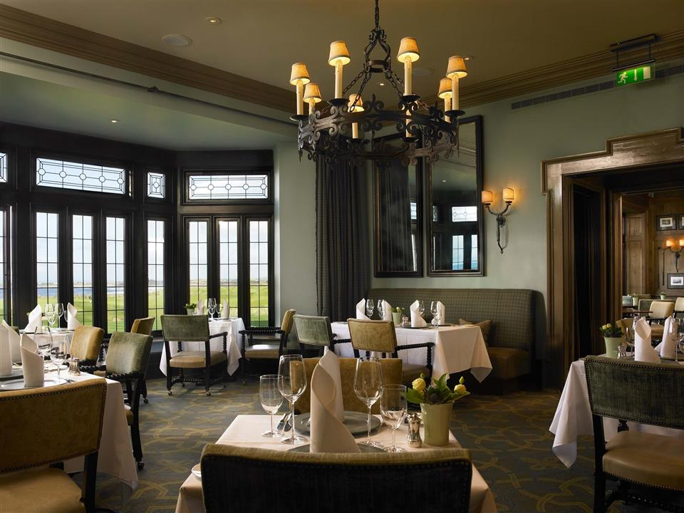 Trump International Ocean View Restaurant