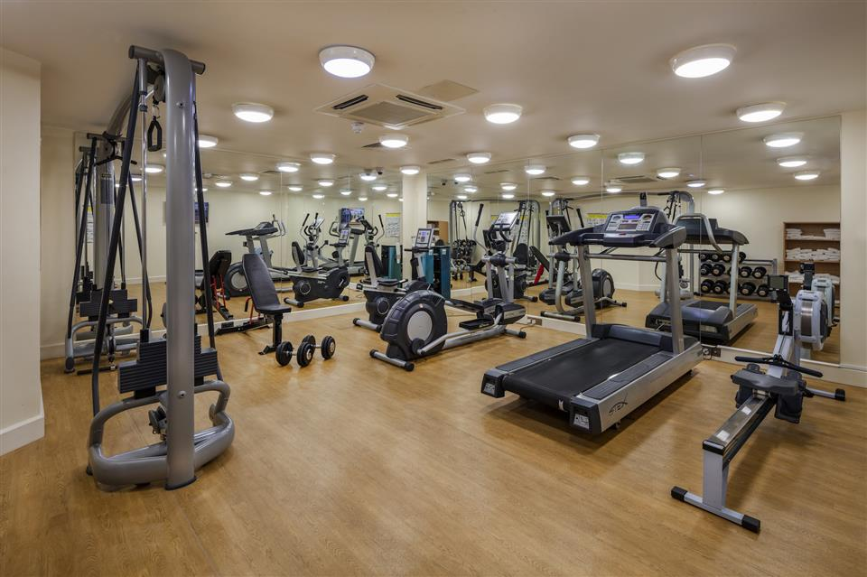 Cassidys Hotel Gym