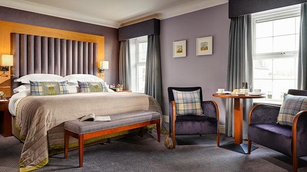 Ballygarry House Hotel Superior Room