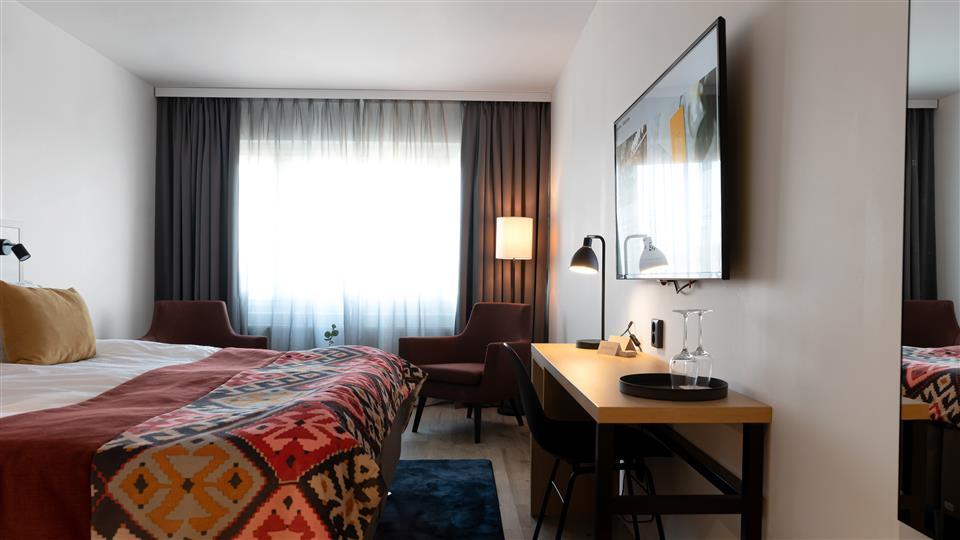 Elite Hotel Brage Upgraderad dubbelrum