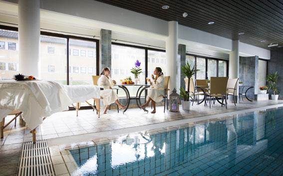 Vinger Hotell Spa