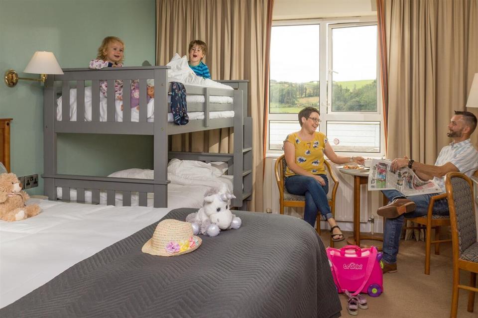 Celtic Ross Hotel Family Room