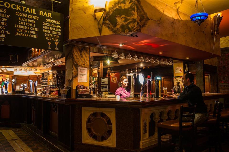 Holyrood Hotel Bar