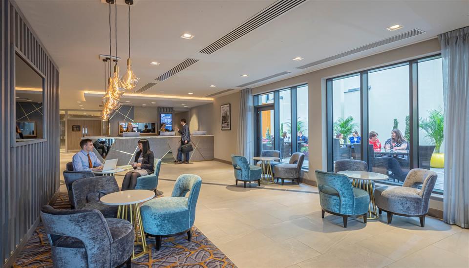 Maldron Hotel South Mall Reception