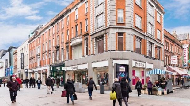 Maldron Hotel Parnell Street Shopping on Henry Street