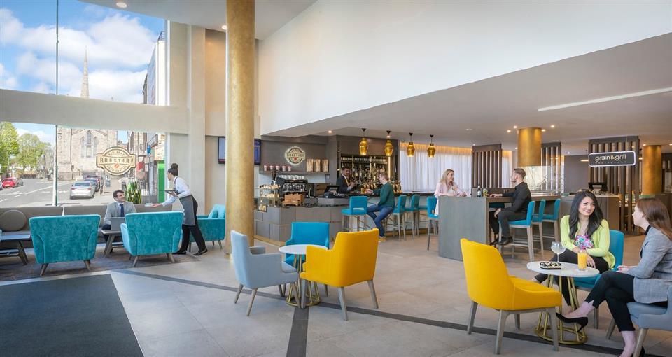 Maldron Hotel Parnell Square Interior