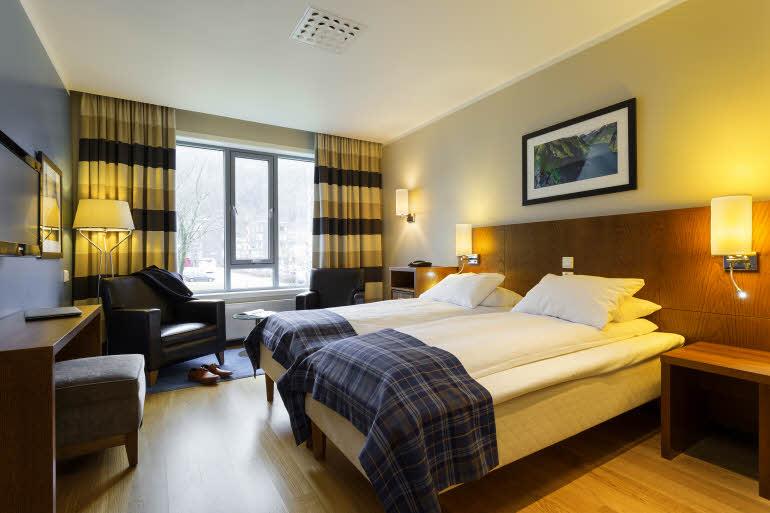 Scandic Sunnfjord Hotel & Spa Rum