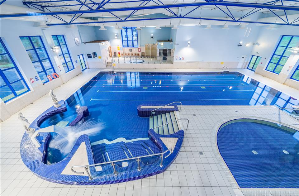 Breaffy House Hotel Swimming Pool