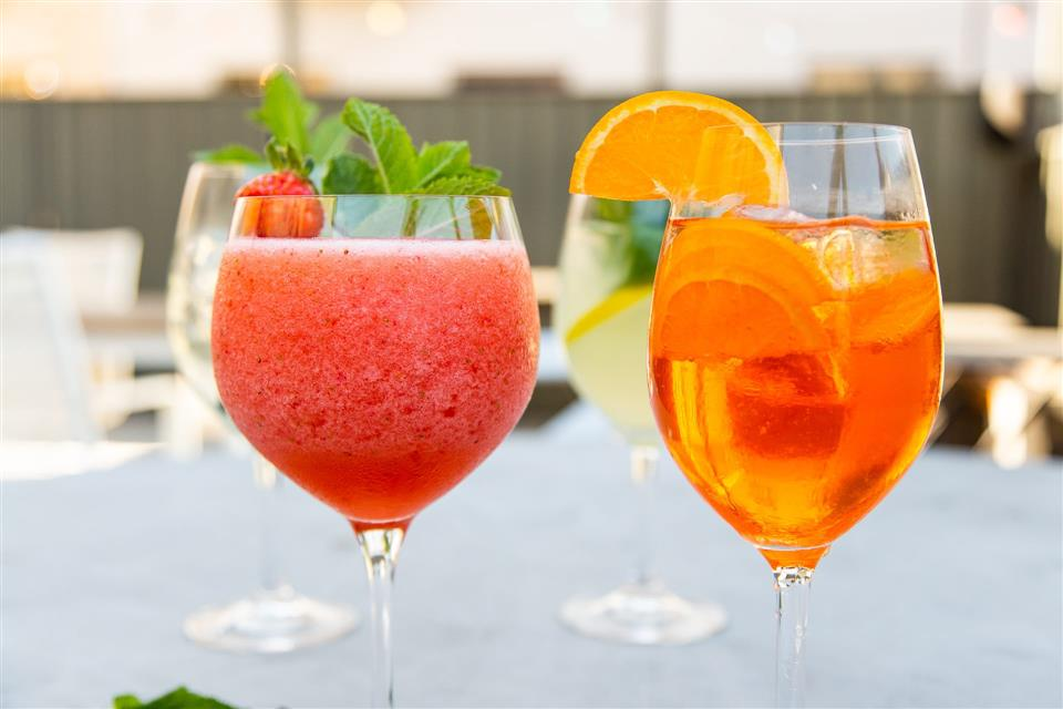 Hotell Continental du Sud Drink