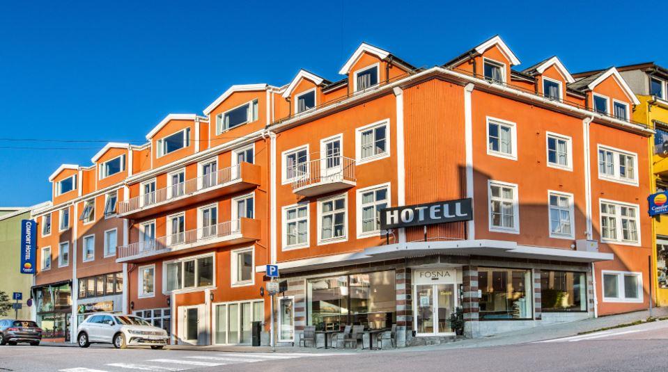 Comfort Hotel Fosna Fasad