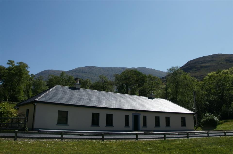 Aashelagh Cottages exterior