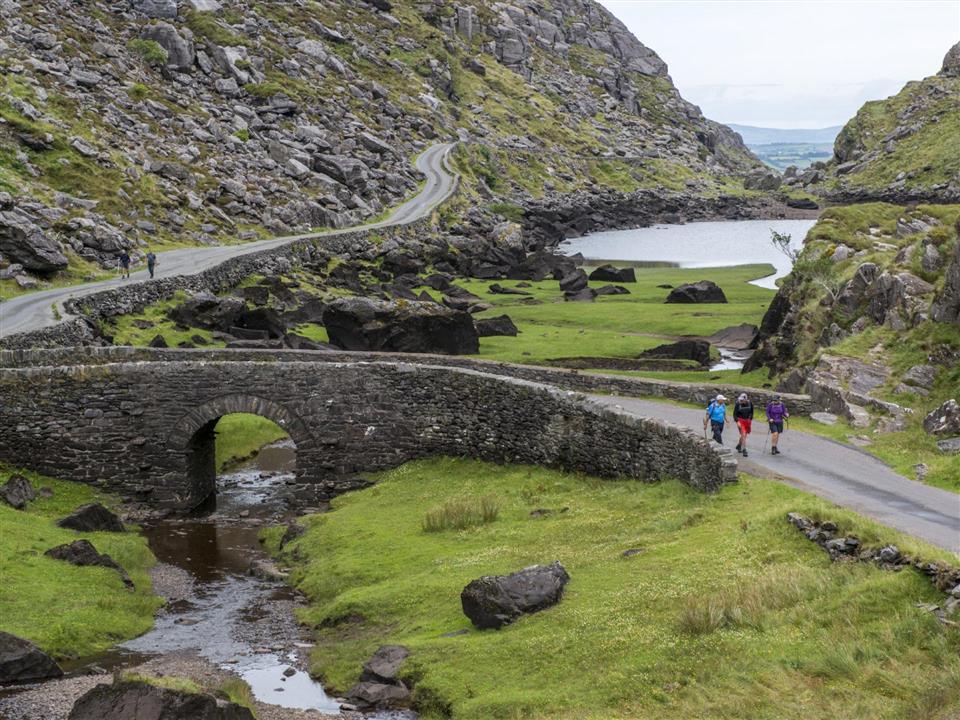 Innisfallen Hotel Kerry walking trail