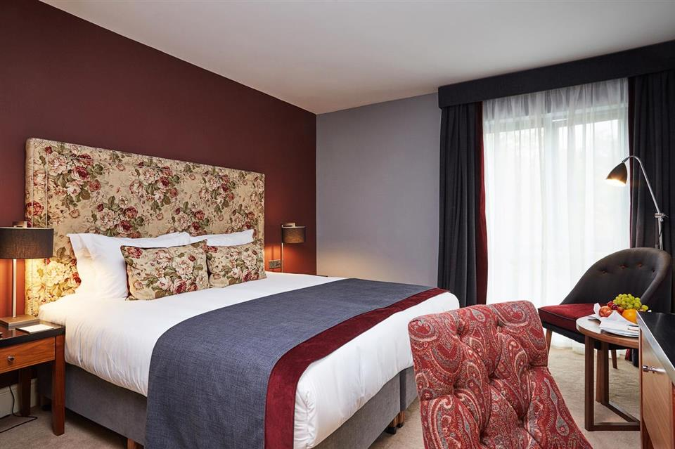 The Montenotte Hotel Bedroom