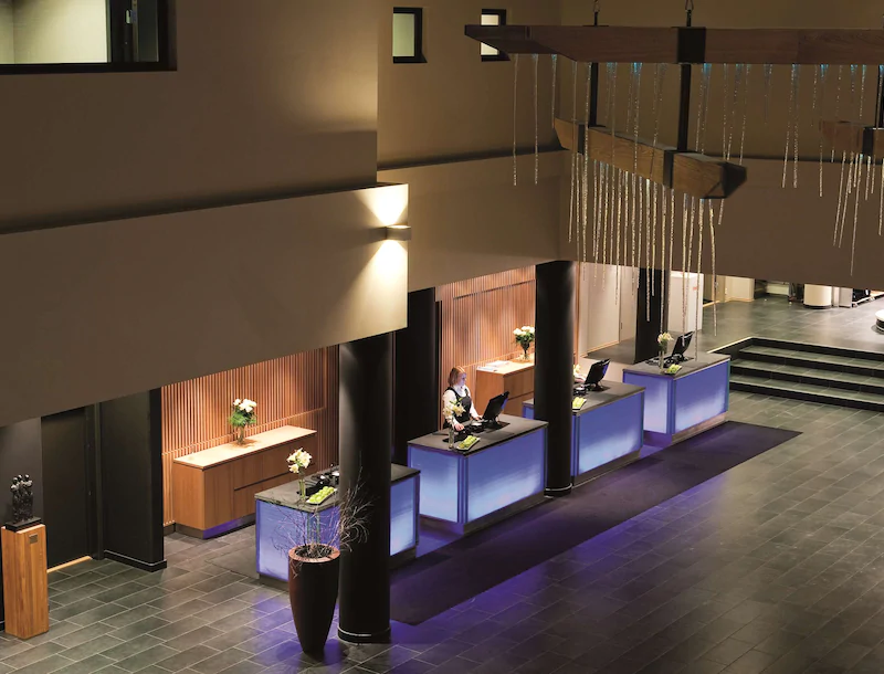 Radisson Blu Resort Trysil Reception
