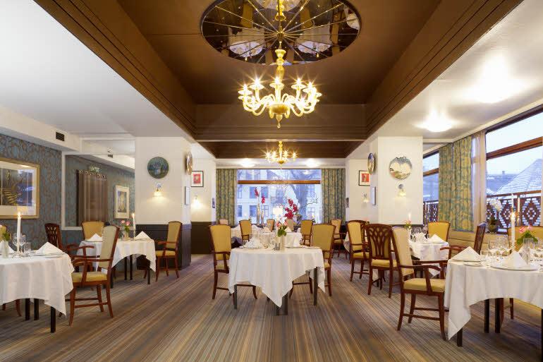 Scandic Neptun Hotell, Bergen Matsal