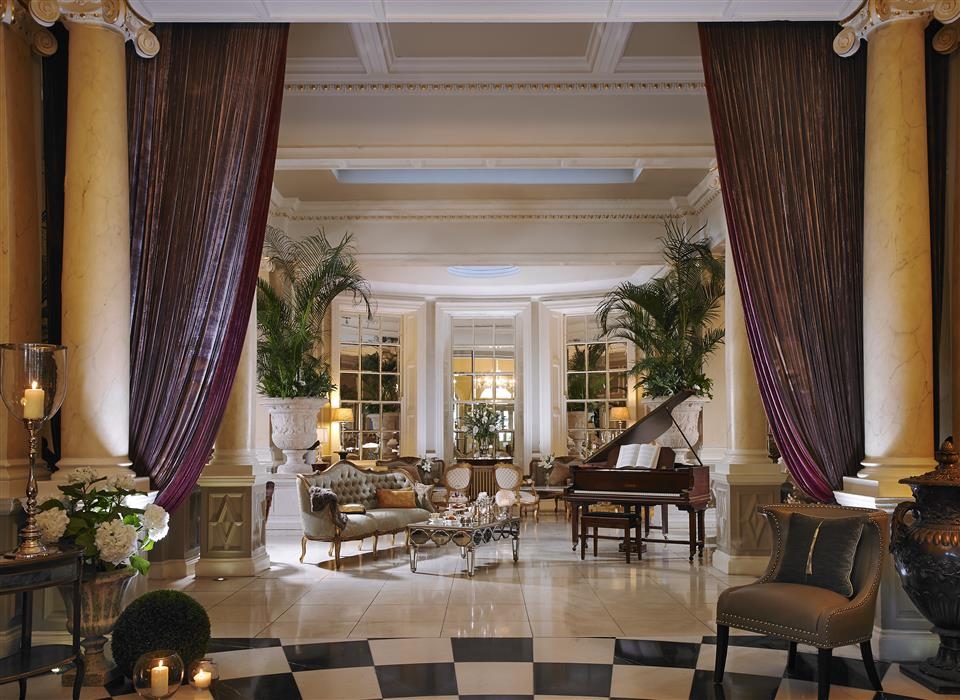 Great Southern Hotel Lobby