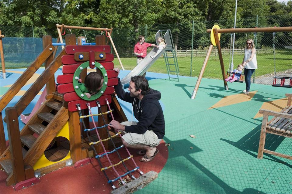 Castlerosse Park Resort Playground