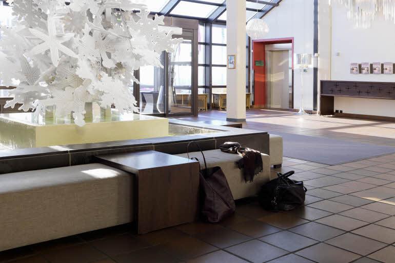 Scandic Holmenkollen Park Hotel Lobby