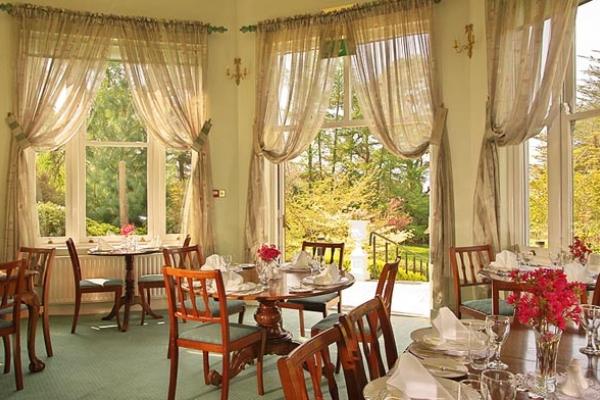Seaview Hotel Dining Room