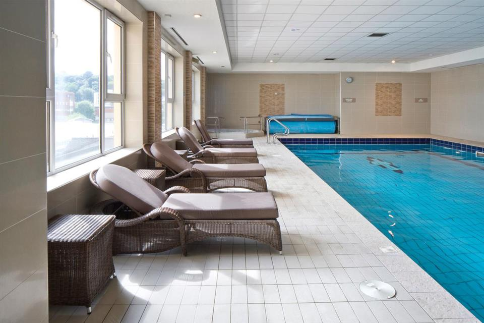 Canal Court Hotel Swimming Pool