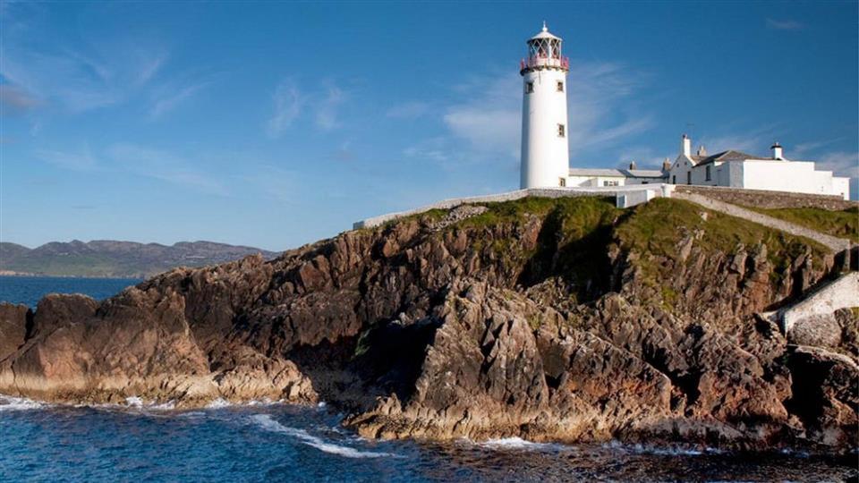 Harvey's Point Hotel Fanad Lighthouse