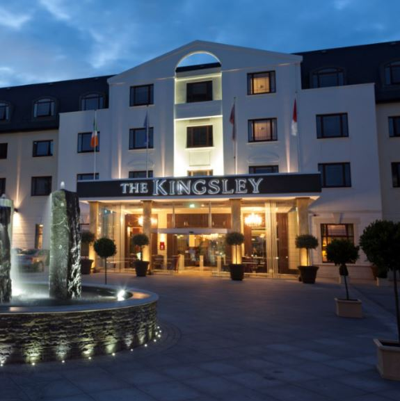 The Kingsley Exterior