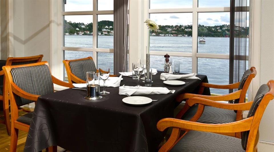Clarion Hotel Tyholmen Restaurant