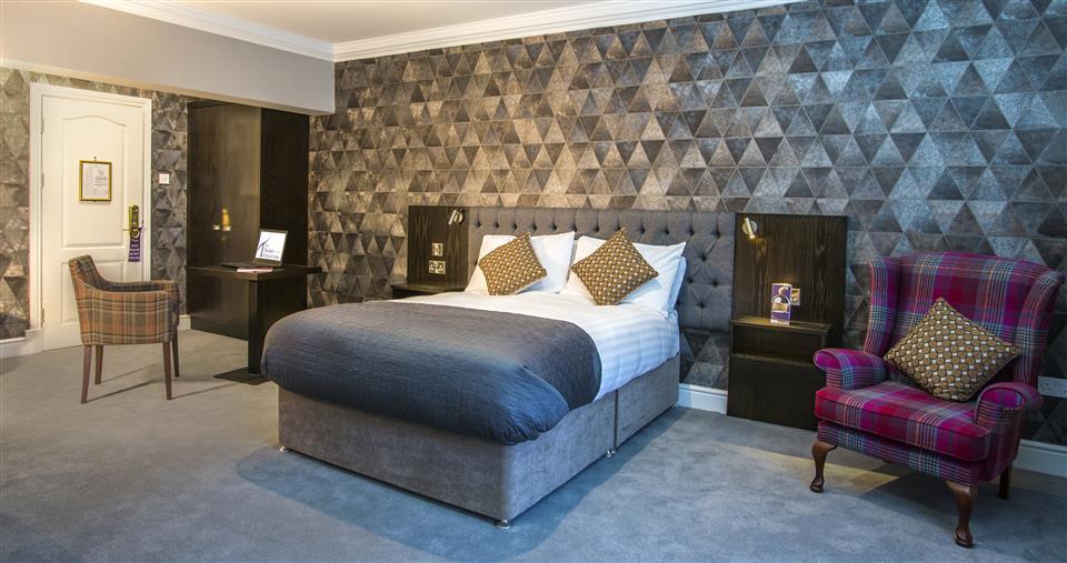 Midleton Park Hotel Bedroom