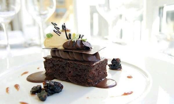 Hotell Refsnes Gods Dessert