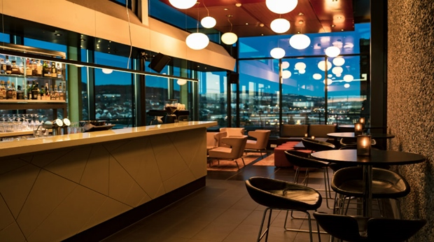 Quality Hotel 33 Rooftop bar