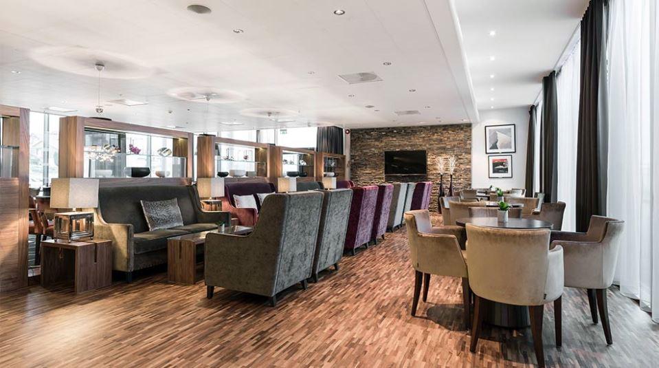 Quality Hotel Ulstein Restaurant
