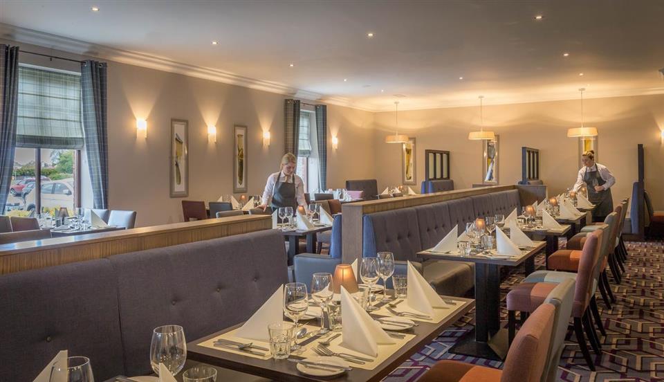 Maldron Hotel Galway Restaurant