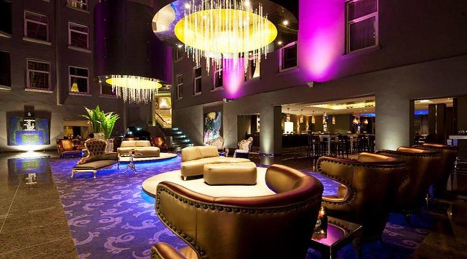 Clarion Hotel Ernst Reception